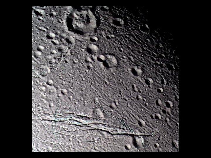 Enceladus surface 2