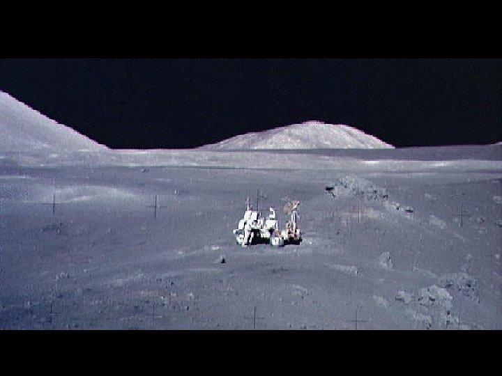 Apollo 15 on moon 1
