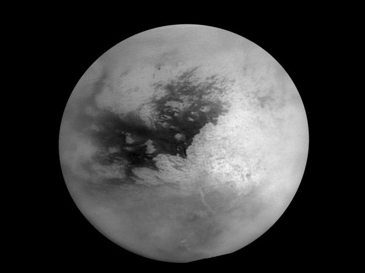 Titan b&w oceans