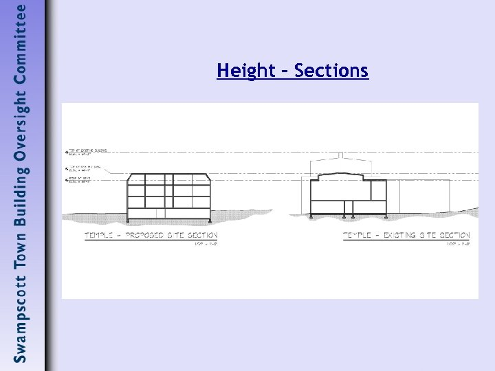Height - Sections