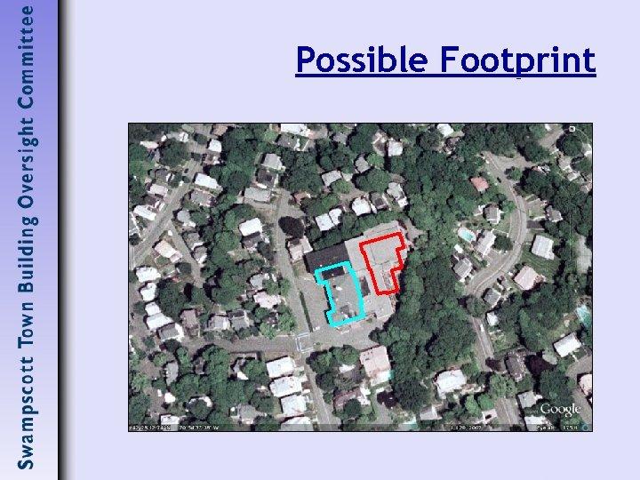 Possible Footprint