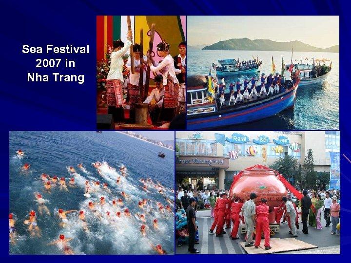 Sea Festival 2007 in Nha Trang