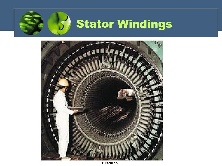 Stator Windings Hitachi. co