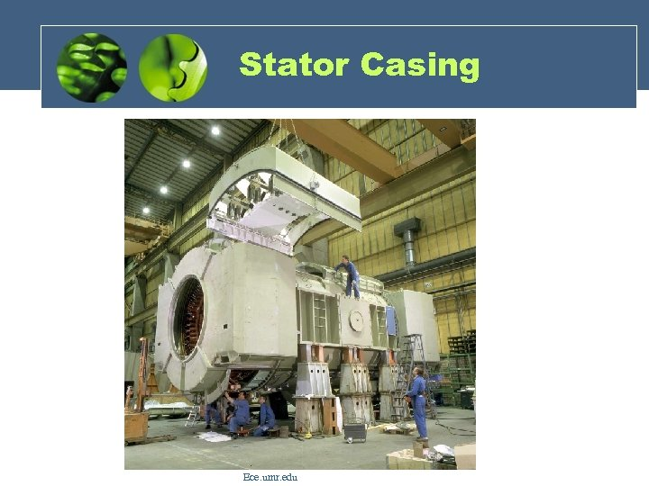 Stator Casing Ece. umr. edu