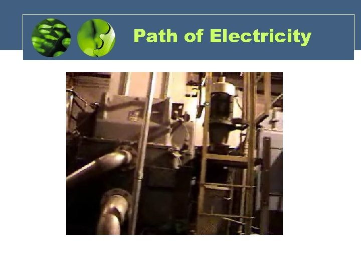 Path of Electricity