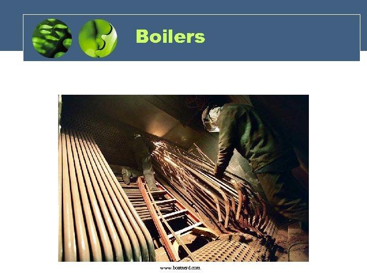 Boilers www. boatnerd. com