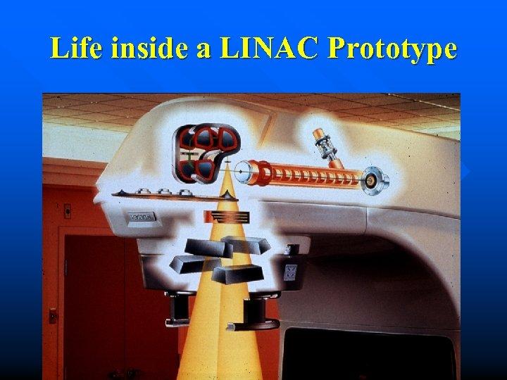 Life inside a LINAC Prototype