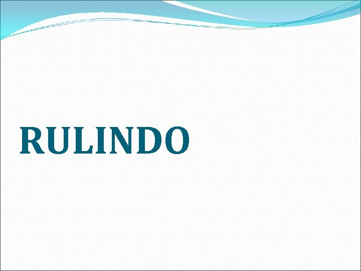 RULINDO