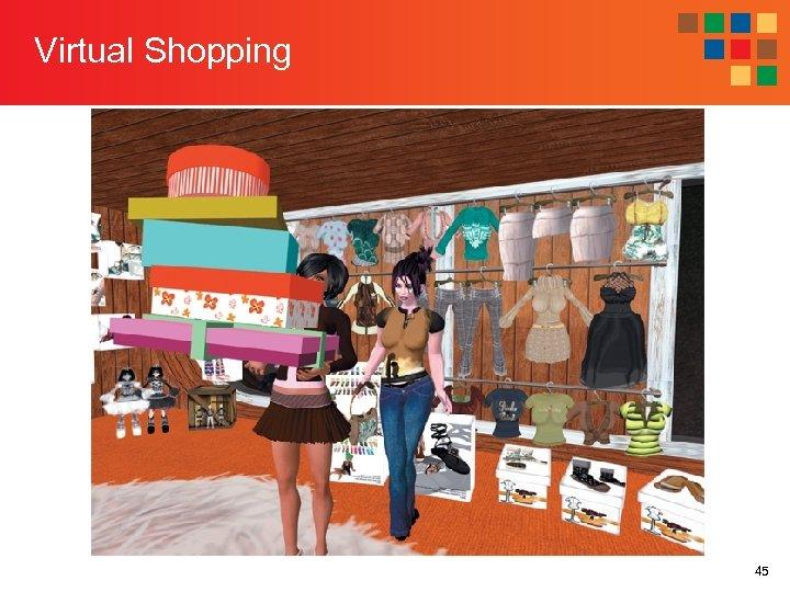 Virtual Shopping 45