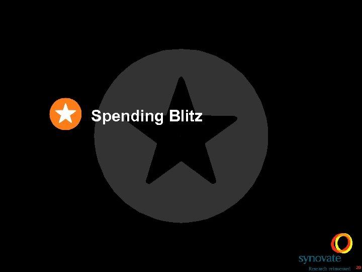 Spending Blitz 29