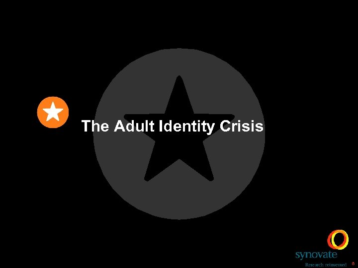 The Adult Identity Crisis 8