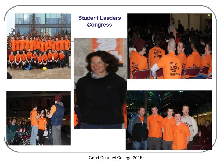 Student Leaders Congress Good Counsel College 2015