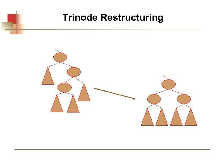 Trinode Restructuring