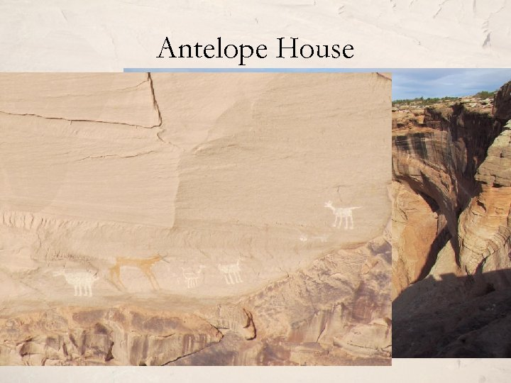 Antelope House