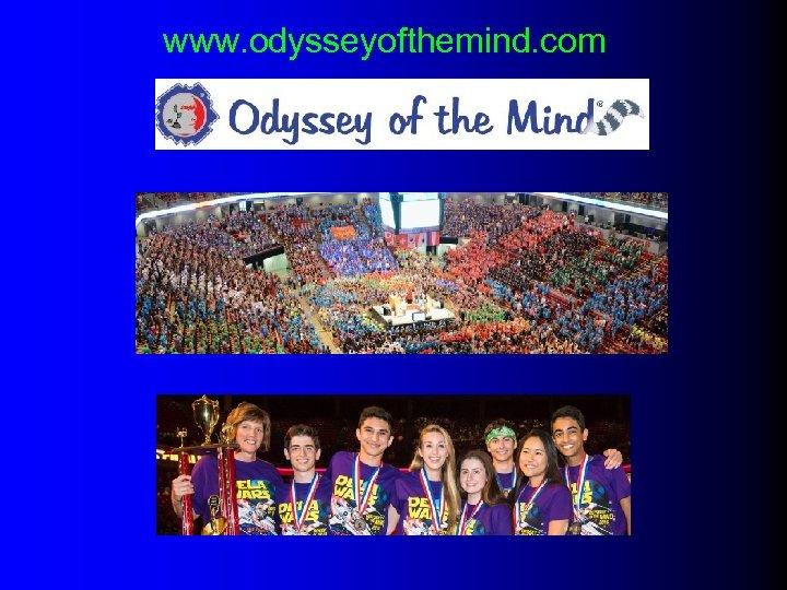 www. odysseyofthemind. com