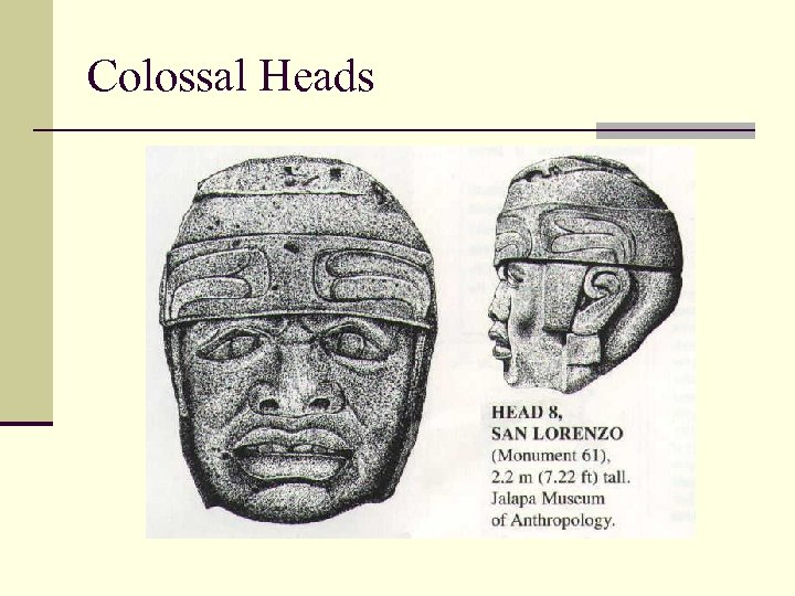Colossal Heads