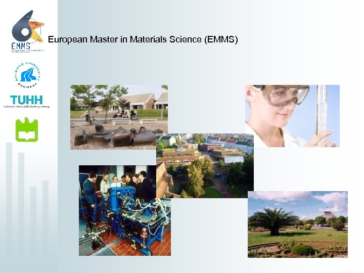 European Master in Materials Science (EMMS)