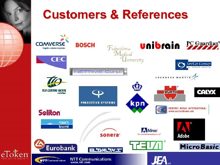 Customers & References 21