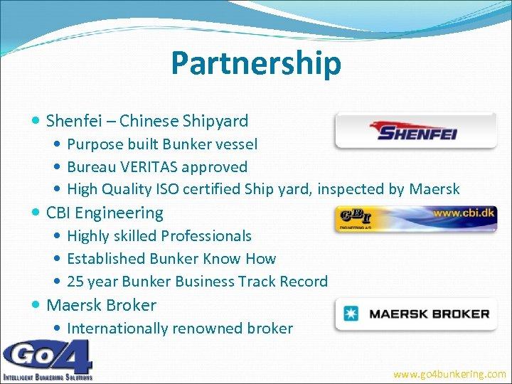 Partnership Shenfei – Chinese Shipyard Purpose built Bunker vessel Bureau VERITAS approved High Quality