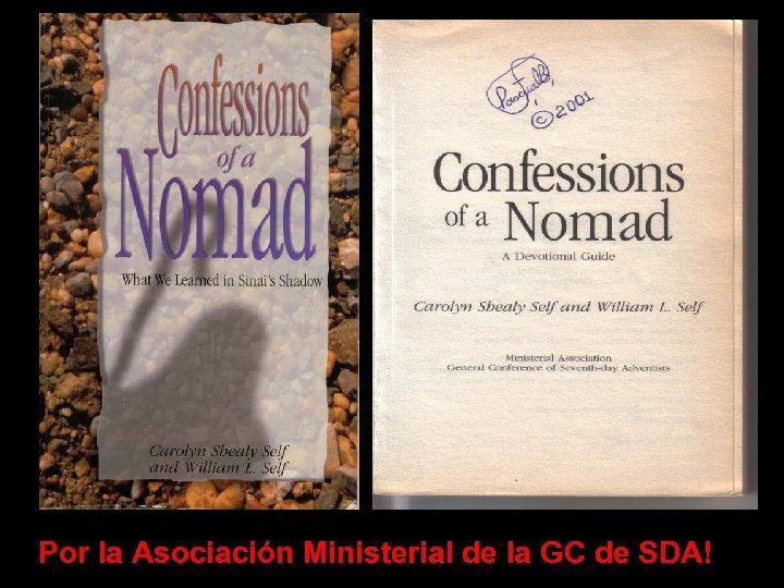 Por la Asociación Ministerial de la GC de SDA!