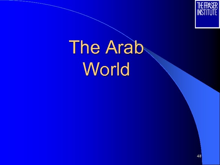 The Arab World 48