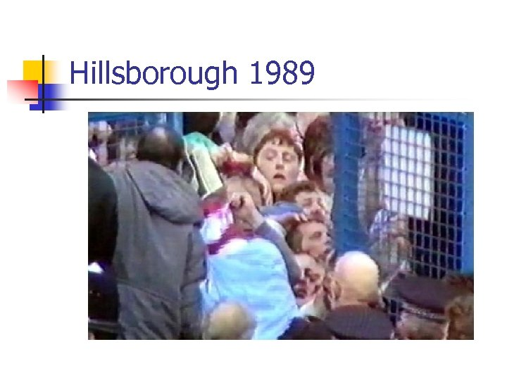 Hillsborough 1989