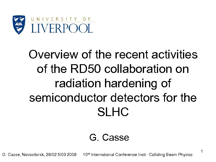 Overview of the recent activities of the RD 50 collaboration on radiation hardening of