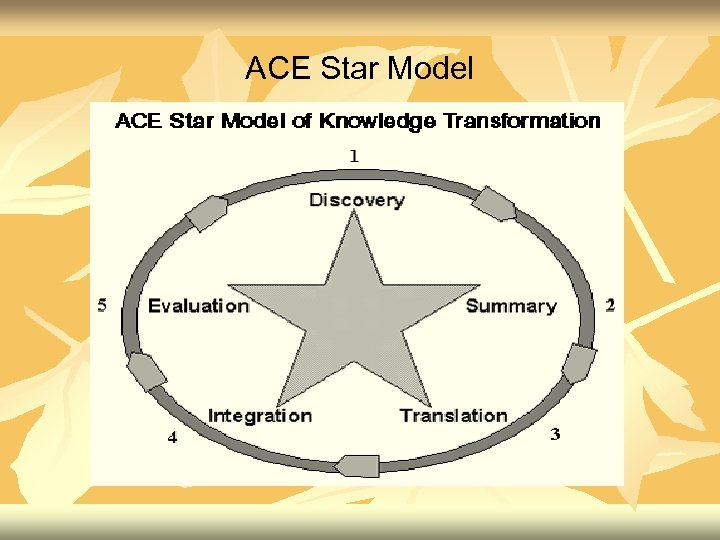 ACE Star Model