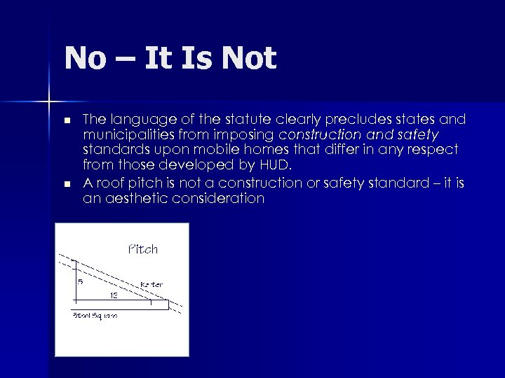No – It Is Not n n The language of the statute clearly precludes