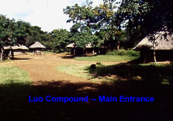 Luo Compound -- Main Entrance