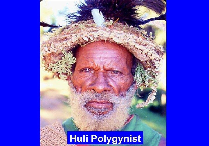 Huli Polygynist
