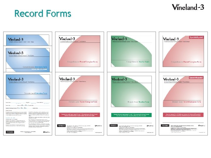 Record Forms