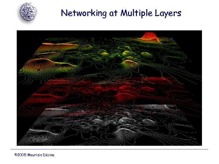 Networking at Multiple Layers © 2005 Maurizio Dècina