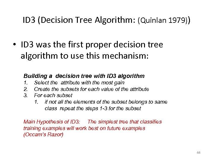 Classification 1 Classification vs Prediction Classification