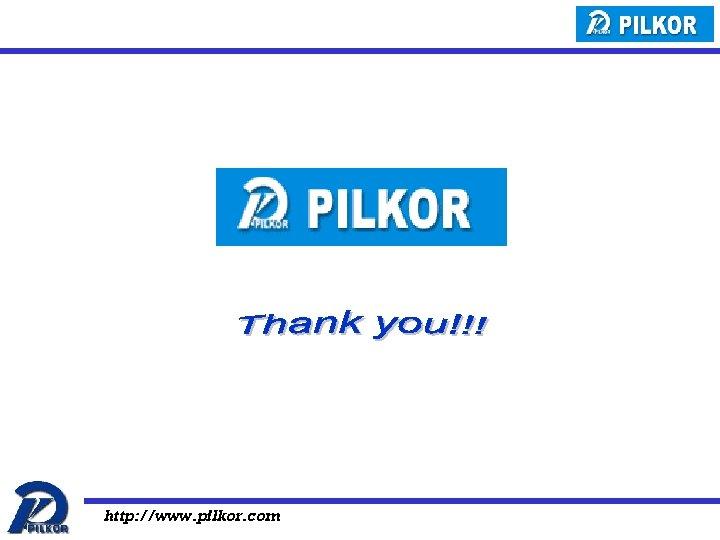 http: //www. pilkor. com