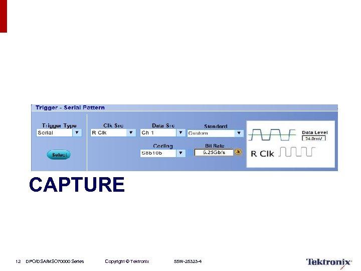 DPO DSA MSO 70000 Series Tektronix Performance Oscilloscopes