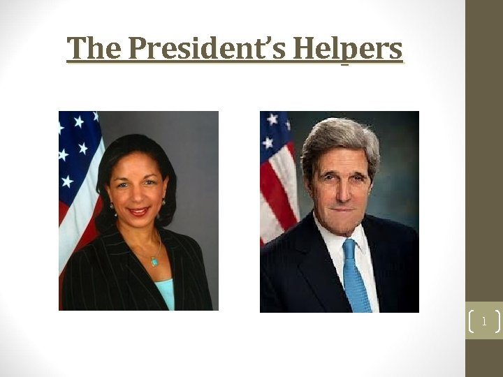 The President's Helpers 1