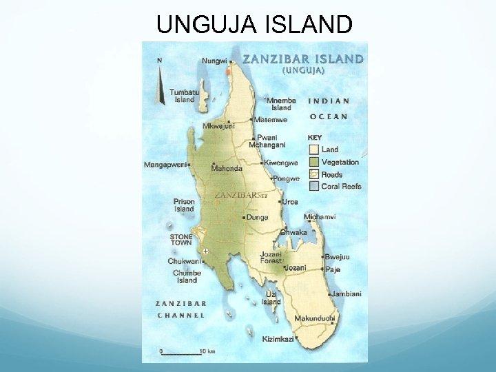 UNGUJA ISLAND