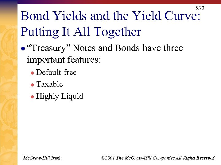"""6. 70 Bond Yields and the Yield Curve: Putting It All Together l """"Treasury"""""""