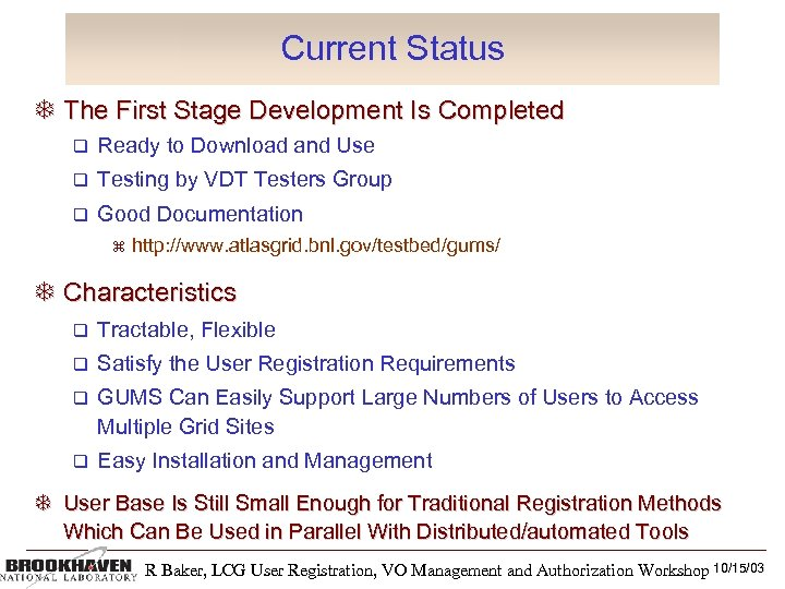 Current Status The First Stage Development Is Completed Ready to Download and Use Testing