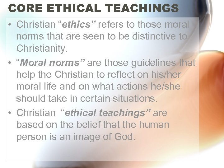 doing christian ethics from the margins essay Before you begin your ethics paper, take some time to read through the assignment guidelines, ask questions about the assignment, and think through what you need to do in this paper get answers to some questions before you start on the assignment.