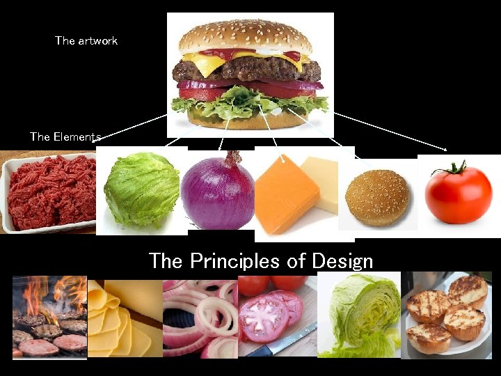 The artwork The Elements The Principles of Design