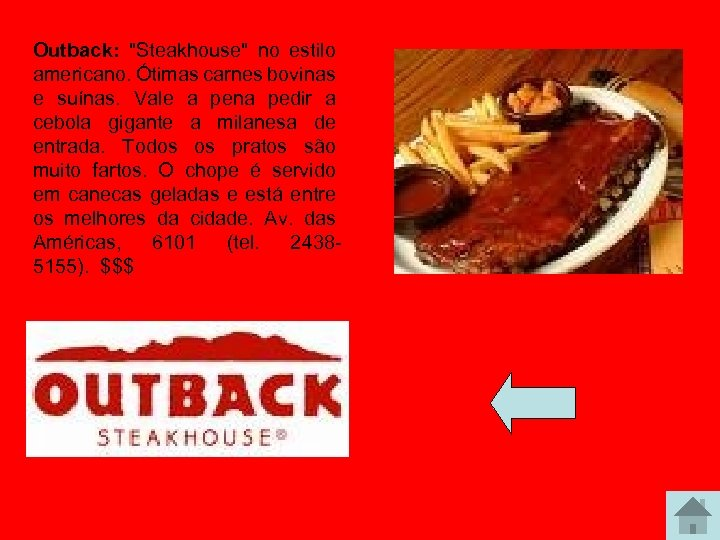 Outback: