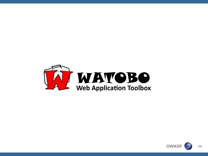 OWASP 10