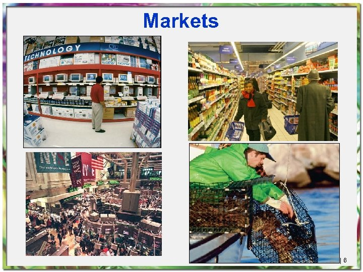 Markets 3|6