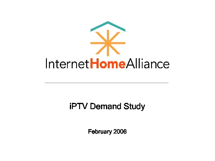 i. PTV Demand Study February 2006