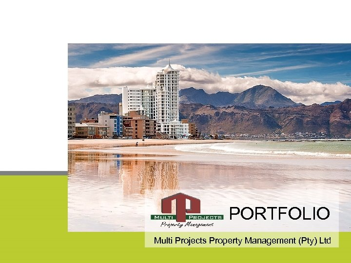 PORTFOLIO Multi Projects Property Management (Pty) Ltd