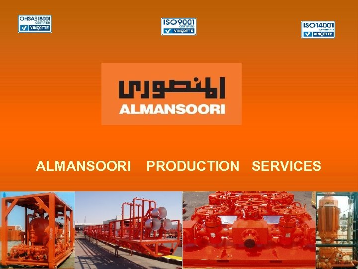 ALMANSOORI PRODUCTION SERVICES