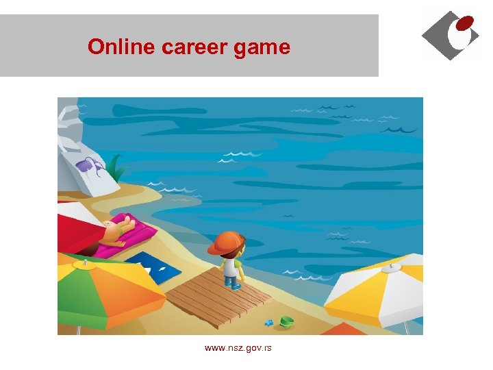 Online career game www. nsz. gov. rs