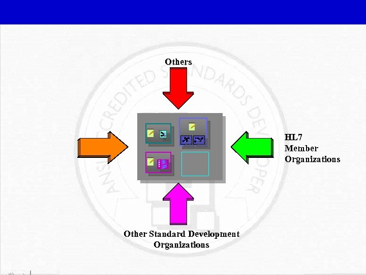 Others HL 7 Member Organizations Other Standard Development Organizations